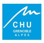 Logo CHU Grenoble